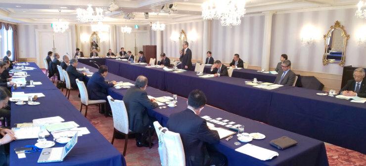 海道税理士協同組合・東海税理士協同組合 連絡協議会が開催されました